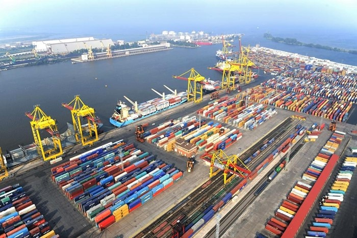 Strategy for Development of Seaport Infrastructure of Russia
