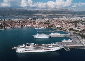 Feasibility Study Cruise Berthing Facilities Port of Split
