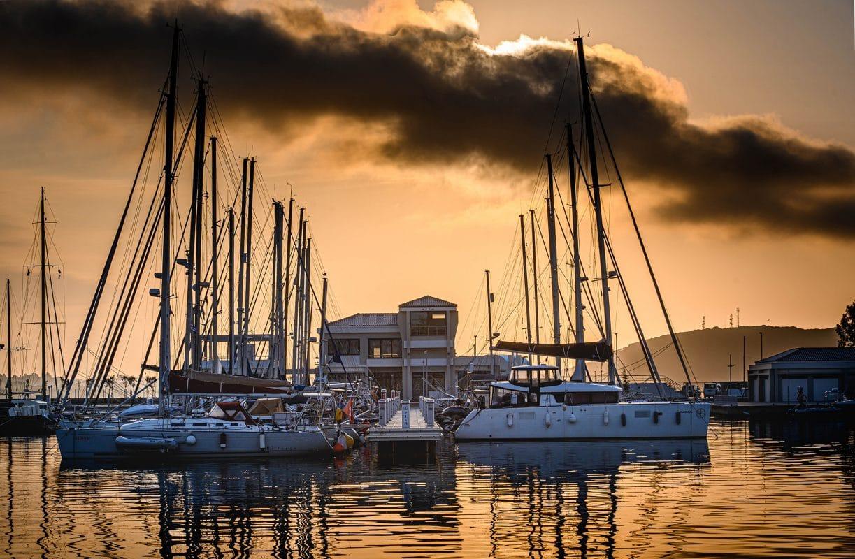 Transaction of Greek Small Ports and Marinas
