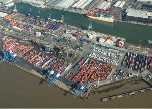 Commercial Strategy London Container Terminal