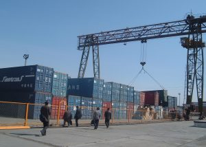 Transaction Support in Niger Dry Port Transaction