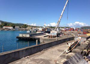 Development of the Comoros National Port Masterplan