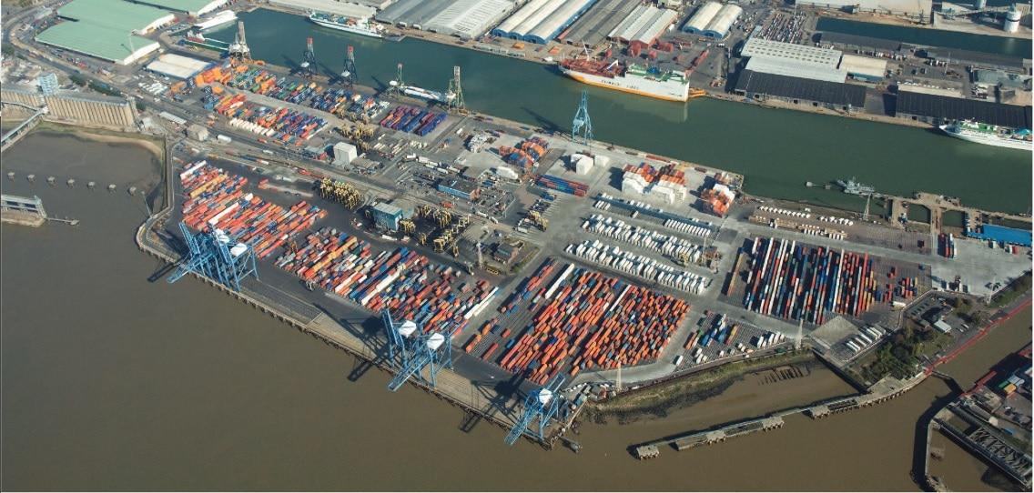 Strategic Agreement between Forth Ports and Port of Zeebrugge