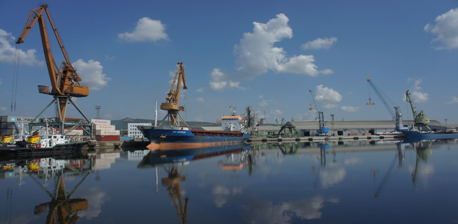 Development of the Bulgarian Port Policy Plan
