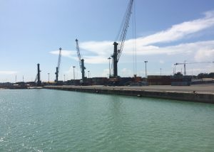 Update of the Masterplan for the Port of Cotonou