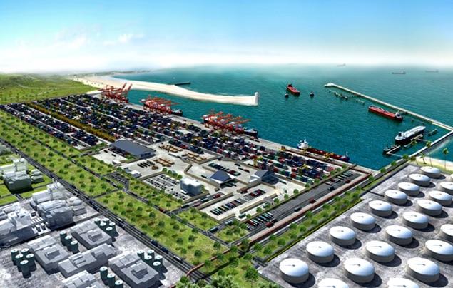 Market Due Diligence Port of Lekki