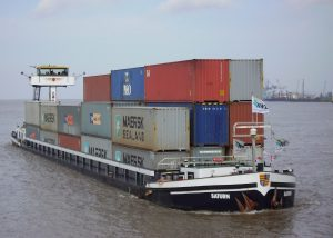 Feasibility for CBL Inland Waterway Project in Indonesia