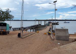 Feasibility Study and Transaction Advisory Services for Shimoni Port Development