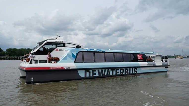 "FINANCIAL ADVISORY SERVICES Public Transportation ""Waterbus"" Antwerp"