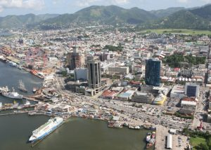 Port of Spain Expansion & Relocation Study