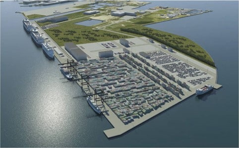 Operational Business Plan for Copenhagen Container Terminal