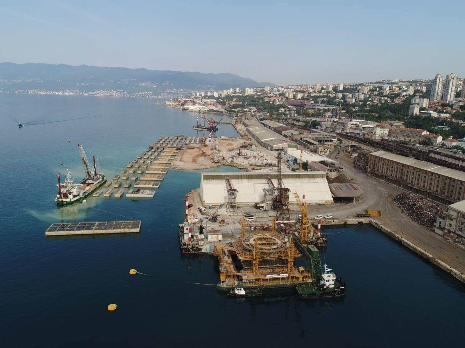 Transaction Advisory Services for Zagreb Pier Container Terminal