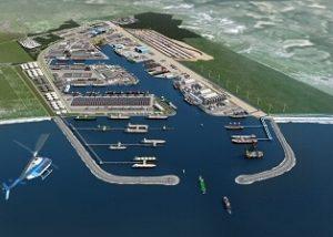 Financial Advisor Greenfield Multipurpose Port Development in South America