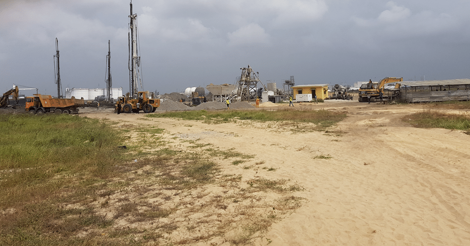 Initial Due Diligence Business Case Integrated Oil and Gas Hub Lagos