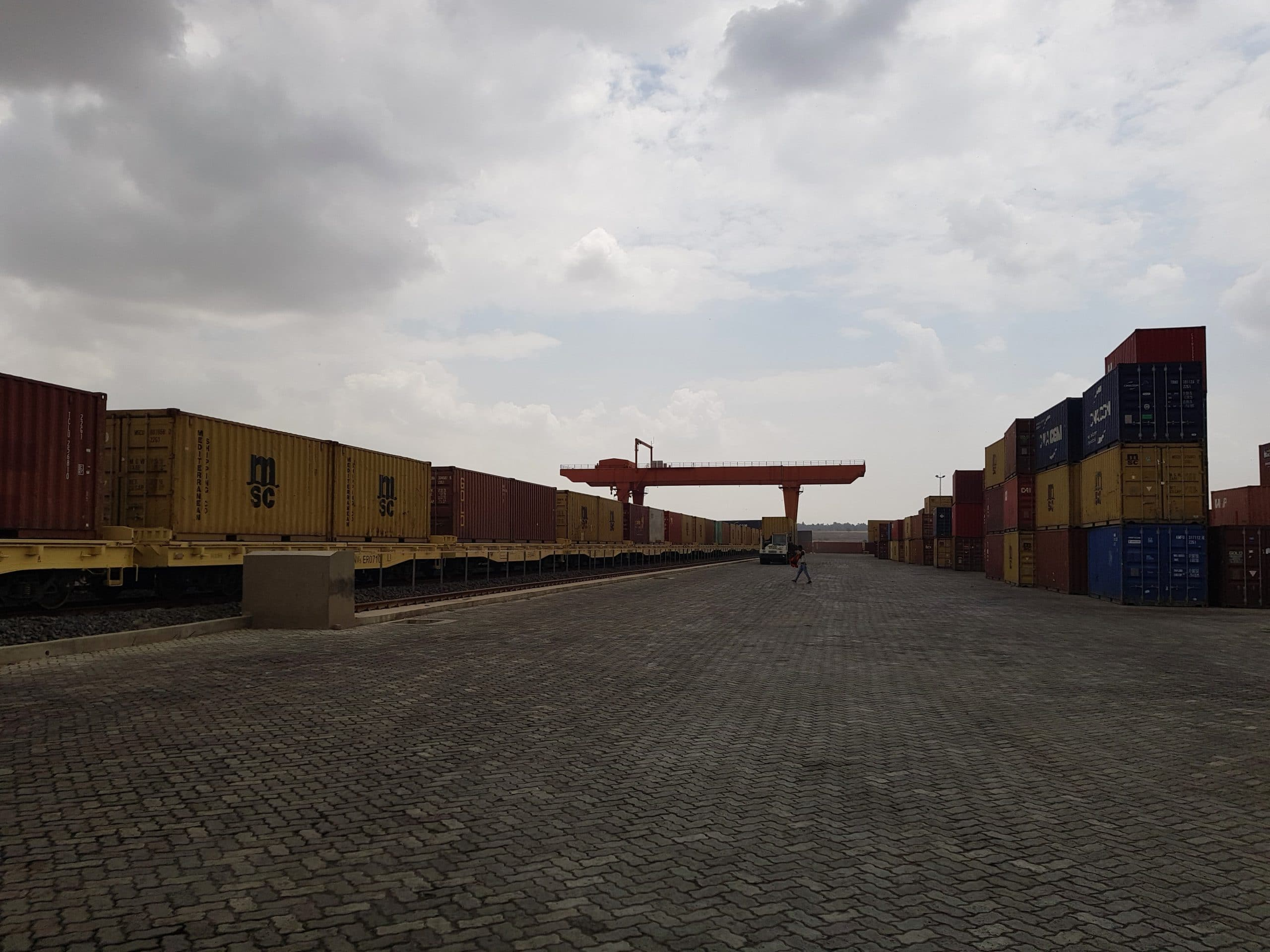 Analysis on the Future Governance Structure of Modjo Logistics Hub