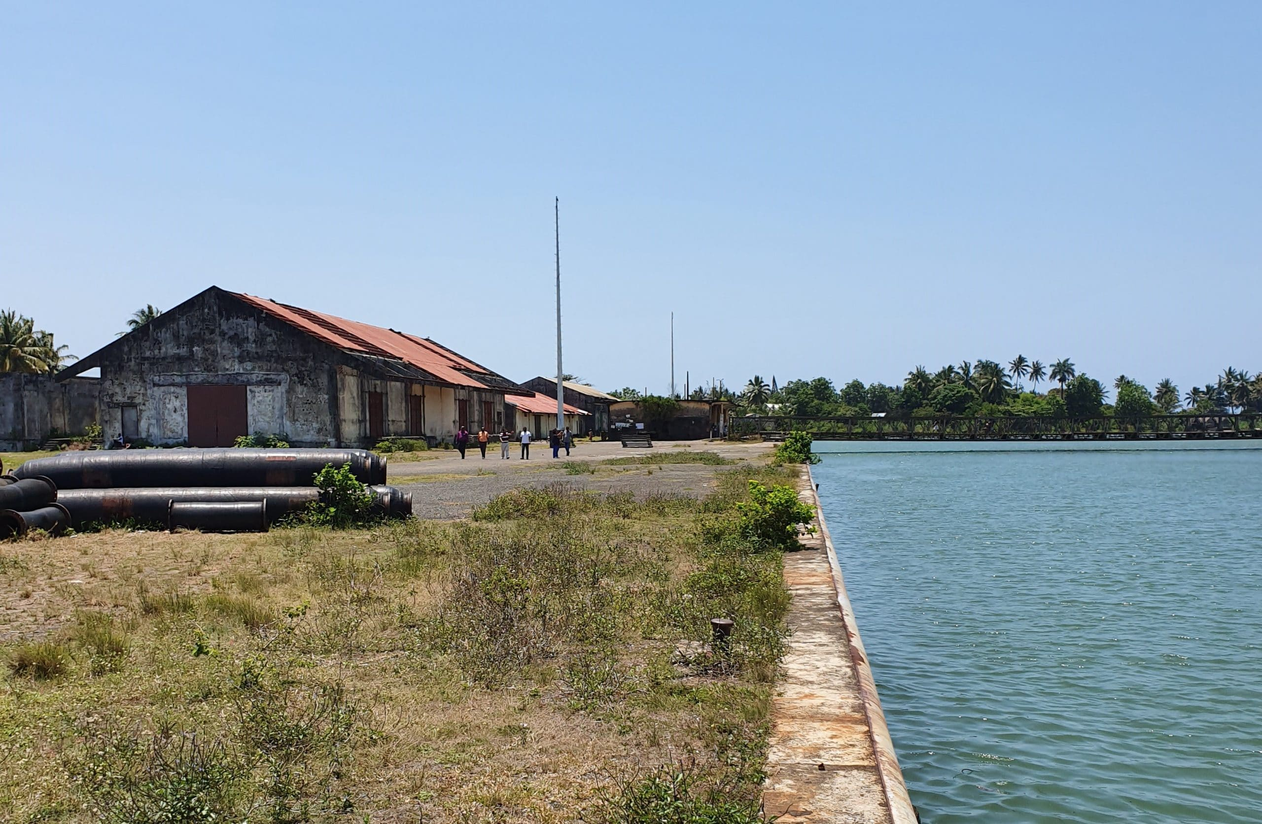 Port of Manakara Feasibility Study