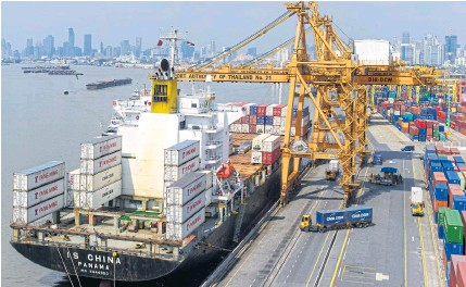 Feasibility Study for Bangkok Port's West Quay as Automated Terminal