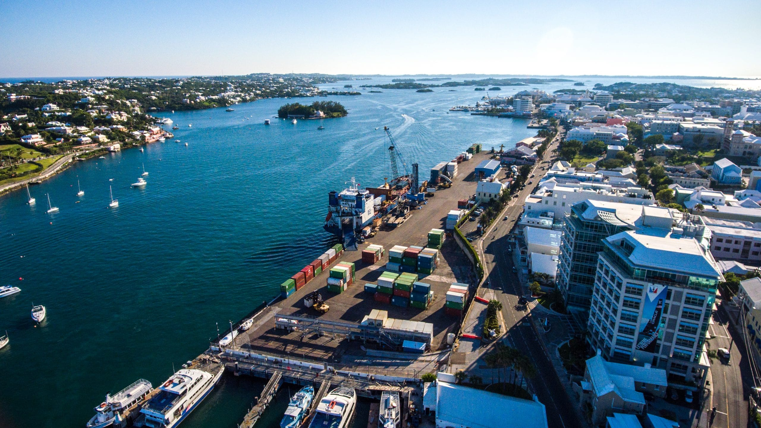 Buy-Side Advisory Services for Terminal Operator in Bermuda