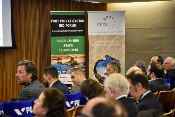 Maritime & Transport Business Solutions (MTBS) and Port Finance International (PFI) in cooperation with its partners have successfully organized the PFI Port Privatization Forum Rio 2019