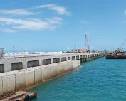 First berth of Lamu Port will be opened in October and the first vessels are expected in November