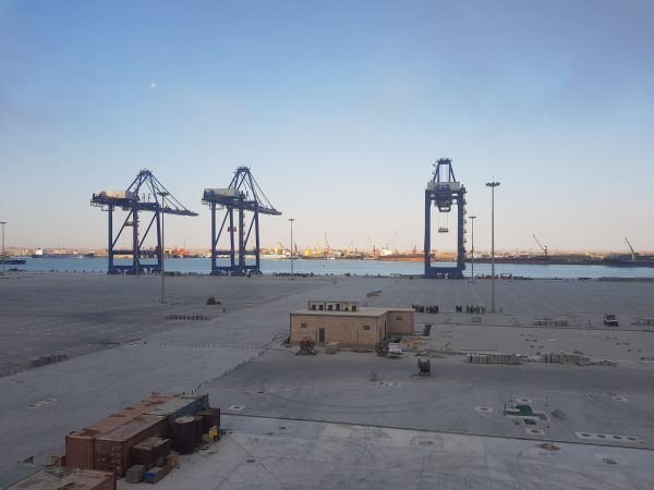 Namibia Inaugurates Port of Walvis Bay Container Terminal