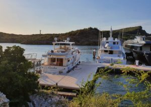 Ten-Year Yacht Tourism Development Strategy Plan Curacao